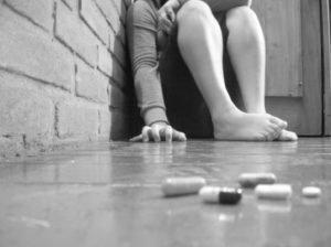 La enfermedad de Droga Adicción