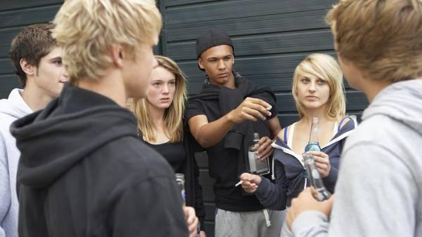 L'abús d'alcohol durant l'adolescència danya el cervell