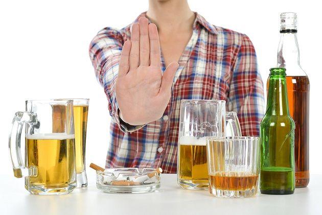Señales de alerta de la adicción al alcohol