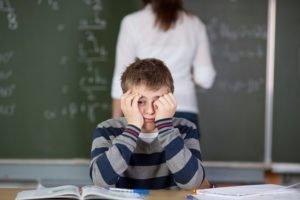 Drogas y fracaso escolar