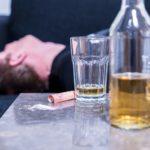 Alcohol y cocaína