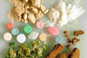 Conoce todas las drogas según sus efectos y legalidad
