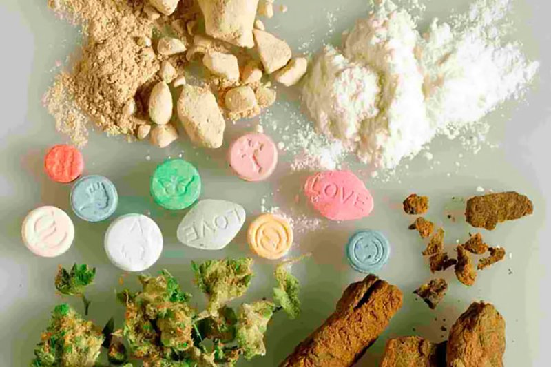 Coneix totes les drogues segons els seus efectes i legalitat